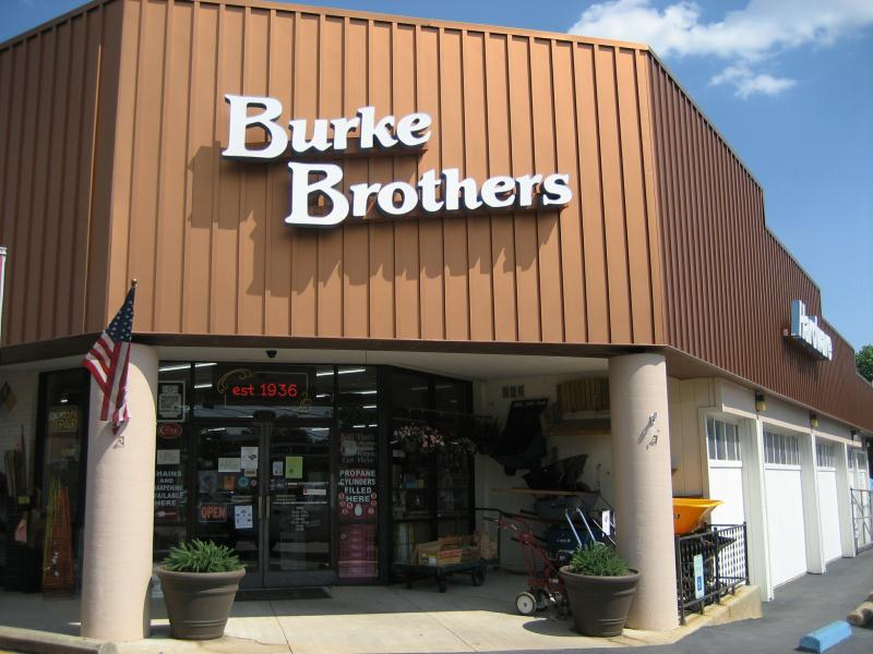 Burke Brothers - Full service hardware store located in Raleigh ...
